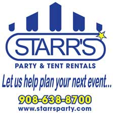 Starrs Party and Tent Rental